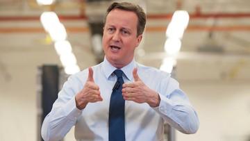 Niemieckie media: Cameron przystawił krajom członkowskim pistolet do głowy