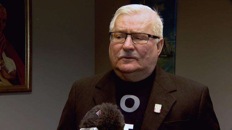 Zaprzysiężenie Andrzeja Dudy. Lech Wałęsa nie skorzysta z zaproszenia