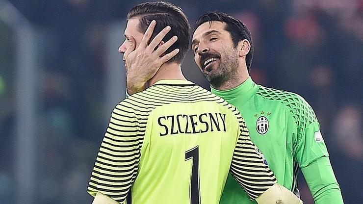 Kibice Juventusu wolą Szczęsnego od Buffona!