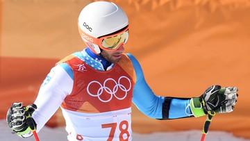 Pekin 2022: Grecki alpejczyk rozpocznie sztafetę z ogniem olimpijskim