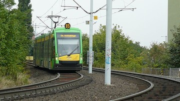 Zderzenie tramwajów w Poznaniu. Są ranni