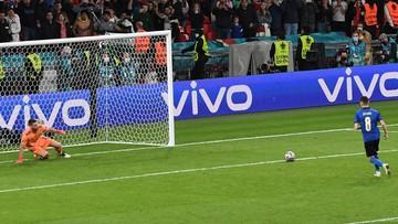 Euro 2020: Po raz 21. decydowały rzuty karne