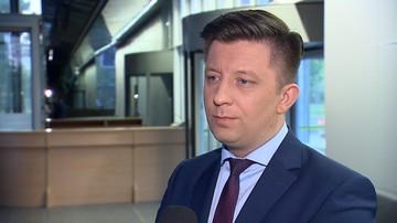 Szef KPRM prostuje wypowiedź o rekonstrukcji rządu