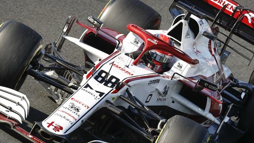 GP Włoch: Odległe miejsce Kubicy w sprincie