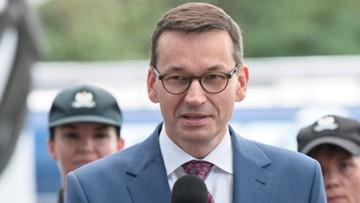 Morawiecki: są środki na podwyżki dla służb mundurowych i nauczycieli