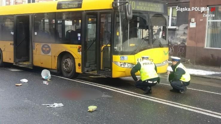 Aresztowany kierowca autobusu, który pod wpływem narkotyków potrącił starszą kobietę