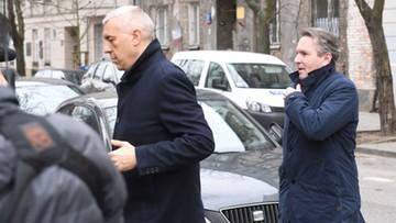 Prokuratura nie podjęła decyzji o śledztwie. Następne przesłuchanie Birgfellnera w kwietniu