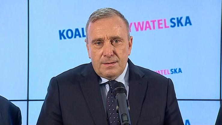 """Schetyna przedstawił """"scenariusz budowy lepszej Polski"""" w trzech krokach"""