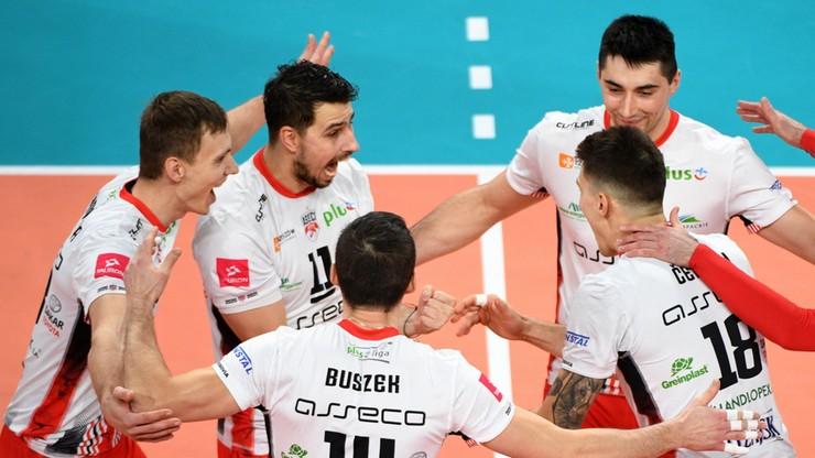PlusLiga: Asseco Resovia Rzeszów - MKS Będzin. Transmisja w Polsacie Sport