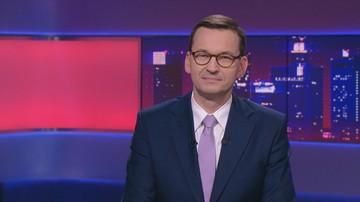 Premier w Polsat News: w Brukseli była próba brutalnego ataku na mniejsze państwa