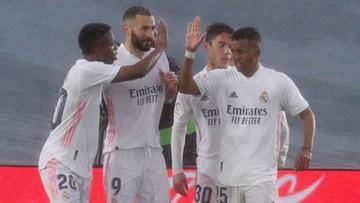 La Liga: Real Madryt pokonał Eibar i jest wiceliderem