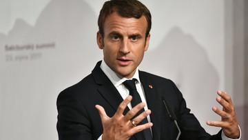 Macron: dyrektywa o pracownikach delegowanych zdradą europejskiego ducha