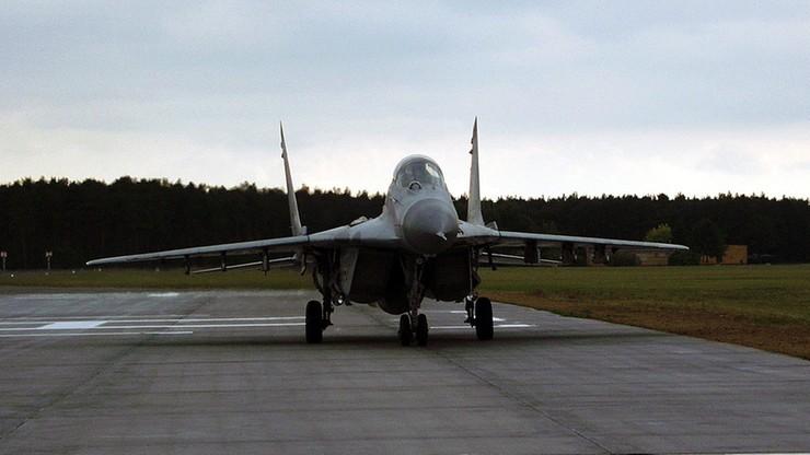 Loty samolotów MiG-29 będą od środy prowadzone planowo