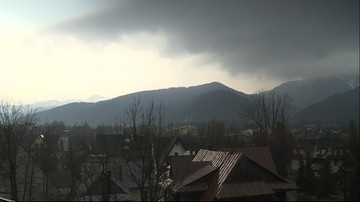 W Tatry wróciła zima. Ostrzeżenia dla turystów