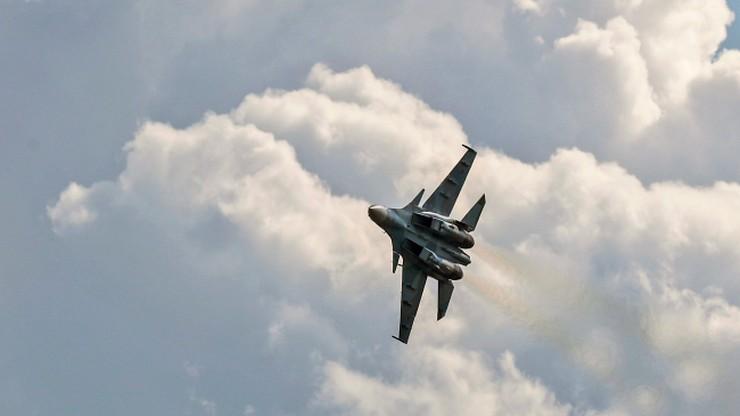 Rosyjski myśliwiec rozbił się u wybrzeży Syrii. Obaj piloci zginęli