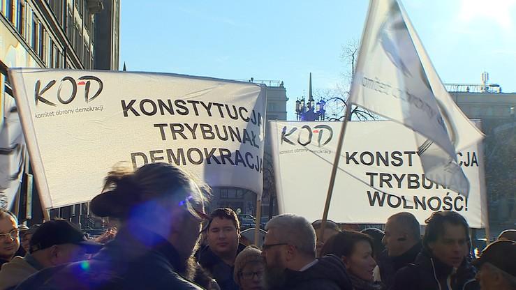 Warszawa: to będzie weekend protestów i manifestacji