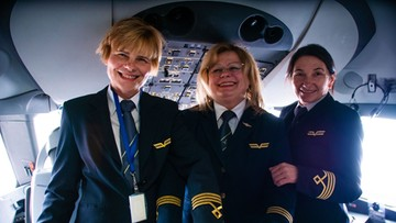 Pierwsza w historii PLL LOT kobieta pilot odeszła na emeryturę