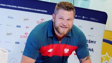 Paweł Fajdek: Moim celem jest złoty medal igrzysk olimpijskich