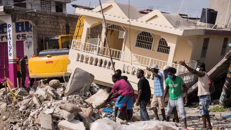 Haiti. 2207 ofiar śmiertelnych trzęsienia ziemi sprzed tygodnia