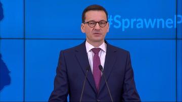 Premier: chcemy zlikwidować wszelkie nagrody, premie dla ministrów i wiceministrów