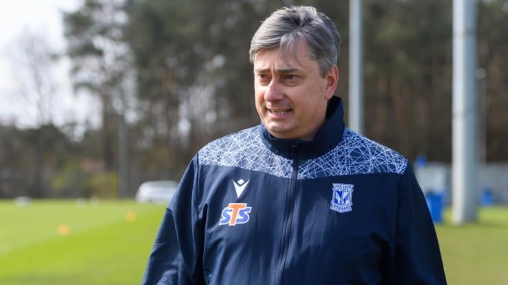 """Maciej Skorża miał inne oferty. """"To trzeci klub, z którym rozmawiałem od czasu powrotu do kraju"""""""