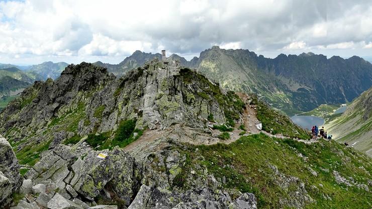 Śmierć w Tatrach. Odnaleziono ciało mężczyzny