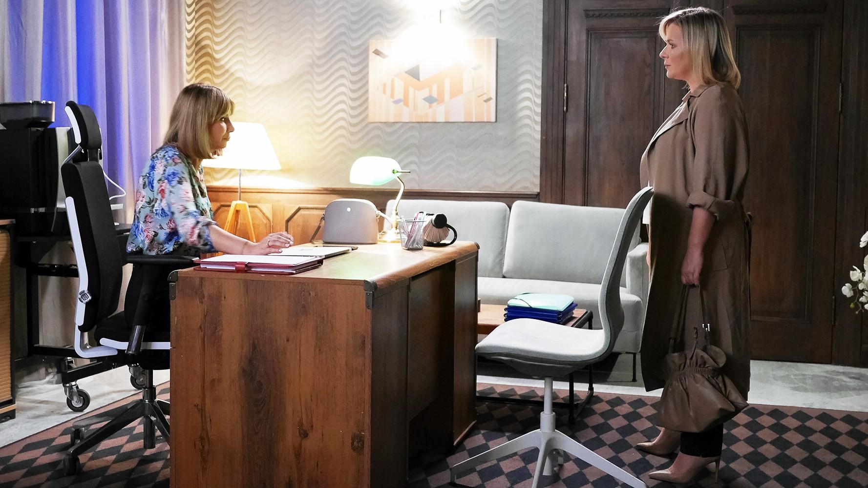 """""""Pierwsza miłość"""" - odcinek 3283: """"To nie jest burdel"""""""