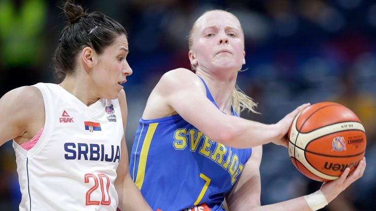 Ekstraklasa koszykarek: Szwedka poprowadzi grę mistrzyń Polski