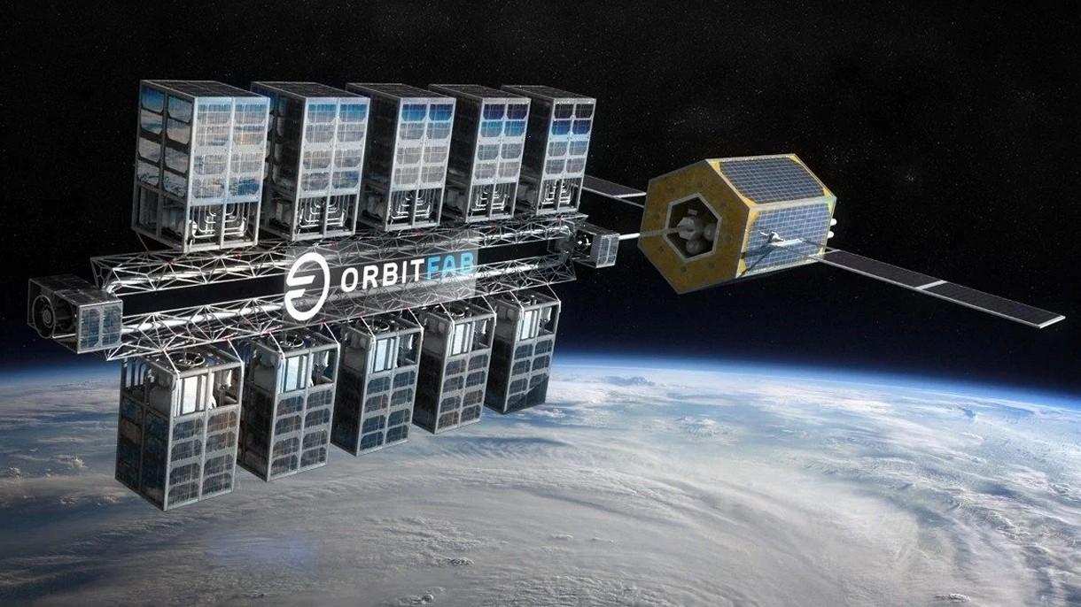 Stacje paliw na orbicie? Pierwsza już tam jest i może dotankować pojazd kosmiczny