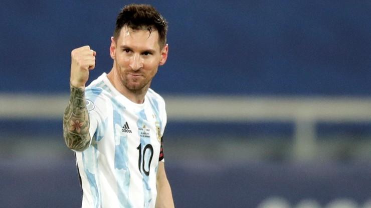 Copa America: Argentyna zremisowała z Chile. Gol Lionela Messiego z rzutu wolnego