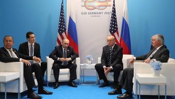 """""""To jest nasz pierwszy sukces""""- Tillerson o porozumieniu ws. rozejmu w części Syrii"""