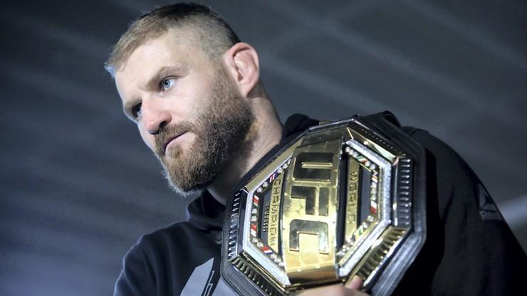Jan Błachowicz zdradził, kiedy rozpocznie przygotowania do kolejnej walki w UFC