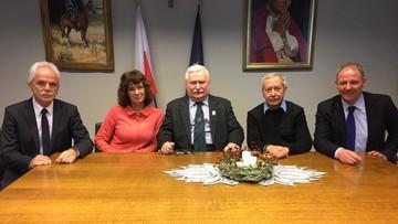 """""""Nie mam wyjścia, muszę się w to włączyć"""" - Wałęsa o sytuacji w Sejmie"""