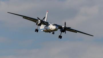 Znaleziono wrak rozbitego samolotu An-26