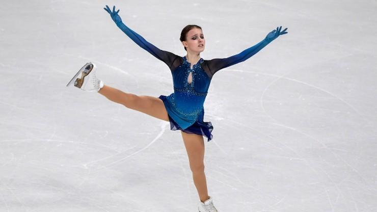 MŚ w łyżwiarstwie figurowym: Anna Szczerbakowa najlepsza w programie krótkim