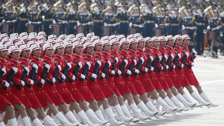 Wielki pokaz siły zbrojnej w Chinach. Rocznica komunistycznej ChRL