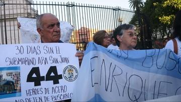 Dowódca argentyńskiej marynarki wojennej odwołany po zaginięciu okrętu podwodnego