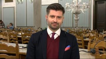 Krzysztof Śmiszek zakażony koronawirusem
