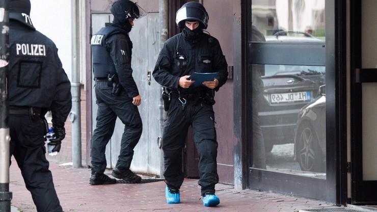 Przeszukania w skupisku salafitów niedaleko Hanoweru