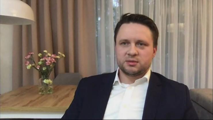 Wojciech Maksymowicz i Robert Anacki odchodzą z Porozumienia