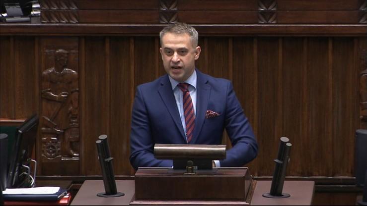 Gawkowski: w rządzie ma się pojawić nadzorca do pilnowania Ziobry