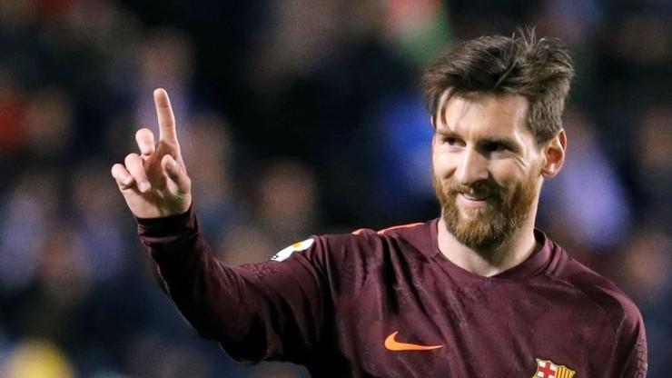 FC Barcelona mistrzem Hiszpanii! Hat-trick Messiego z Deportivo La Coruna