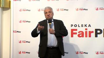 """Robert Gwiazdowski zrezygnował z polityki. """"Projekt Polska Fair Play uważam za zamknięty"""""""