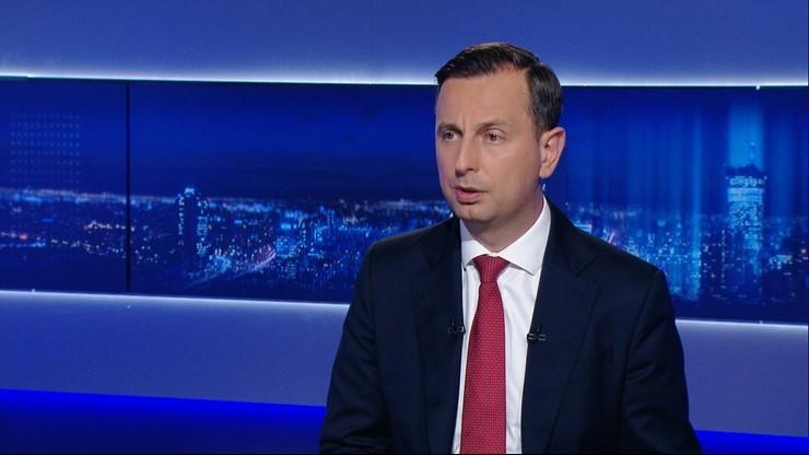 """Kosiniak-Kamysz chwali ministra Dworczyka. """"To jest sukces"""""""