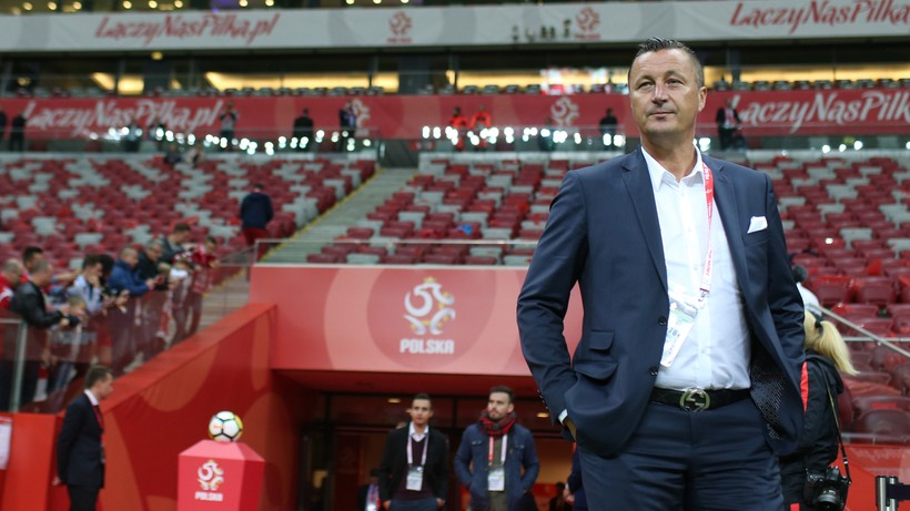 Tomasz Hajto w Cafe Futbol: Dla mnie przekładanie meczów jest słabe. U nas brakuje jakości przy zmęczeniu