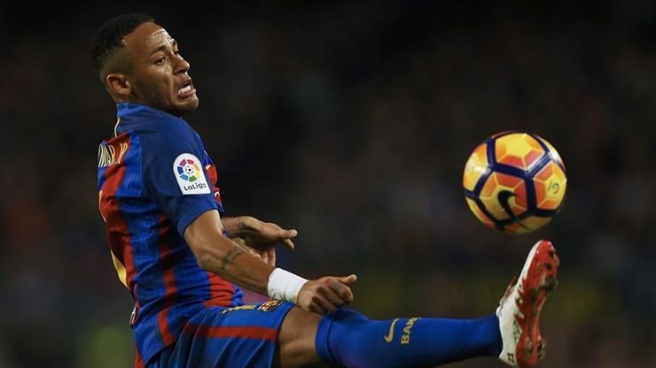 Barcelona podała nieprawdziwą wartość transferu Neymara
