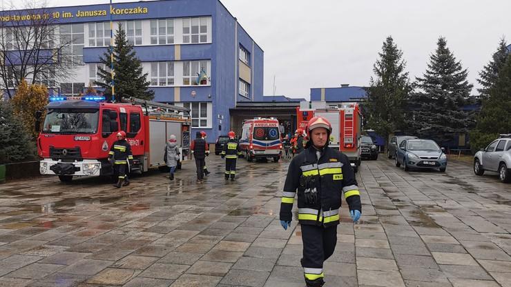 Wybuch w szkole podstawowej w Tarnobrzegu. Trwały tam dni otwarte