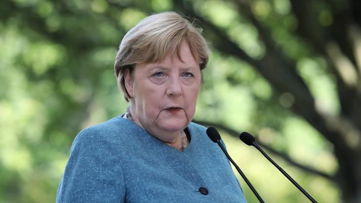 Niemcy. Poparcie dla kandydatów na kanclerza. Na czele Olaf Scholz