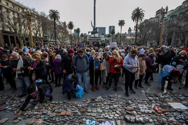 Marsz w Buenos Aires
