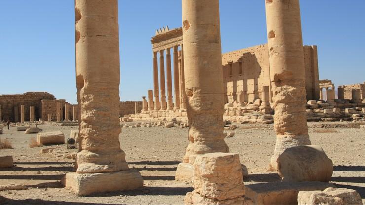 Rosja: siły syryjskie odbiły Palmirę